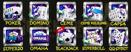 Tipe dan Sejarah Permainan Poker Online